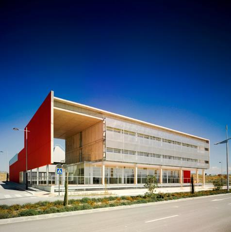 Centro de empresas Geolit (Jaén)