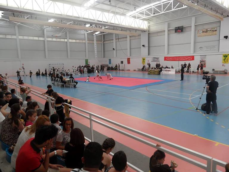 Polideportivo de Santaella (Córdoba)
