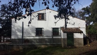 Vivienda rural en Aracena (Huelva)