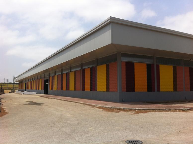 Proyecto de reforma del Complejo bodeguero Díez Mérito (Jerez de la Frontera)
