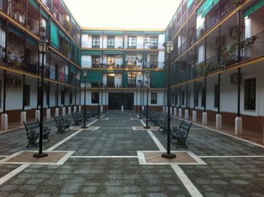 ITE en bloque de viviendas en Sevilla